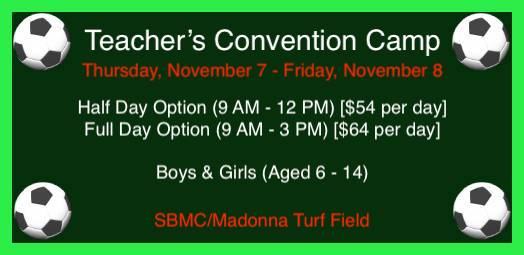 Teacher's Convention Camp